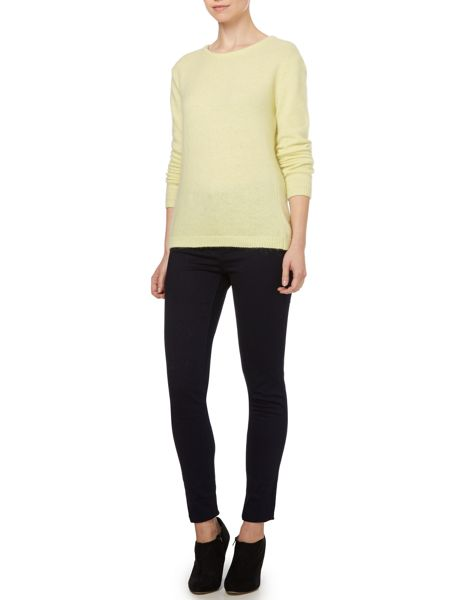 Pied a Terre Billy Fluffy Knit Jumper