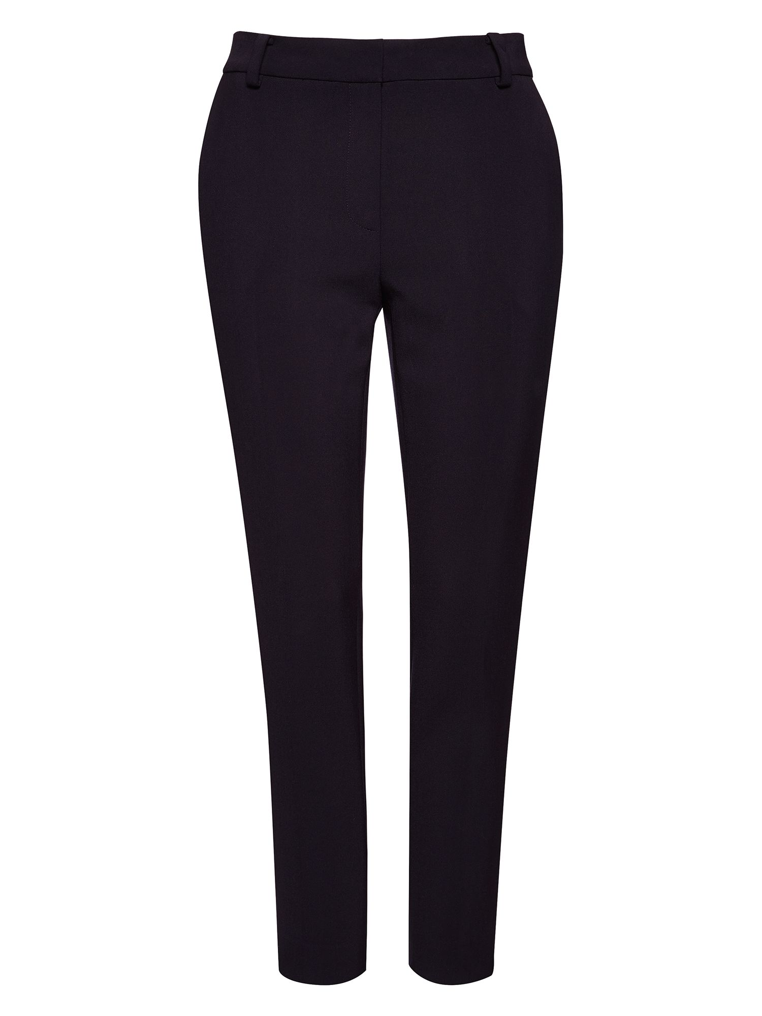 Jaeger Jaeger: Stretch 7/8ths Trousers, Blue