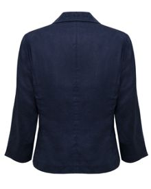 2 Button Linen Jacket