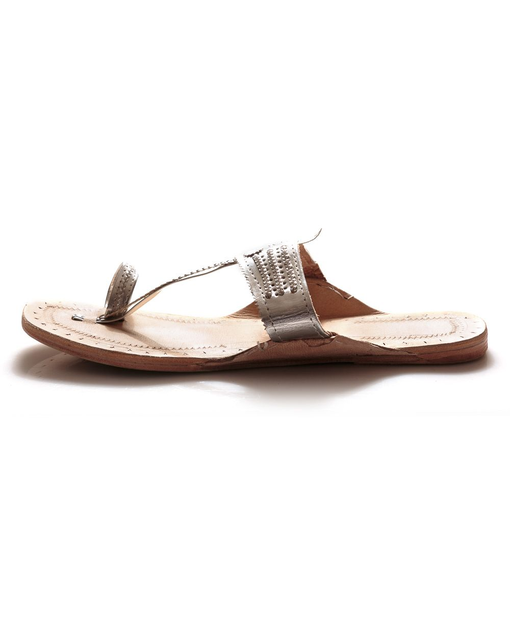 Leather Chappal Sandals
