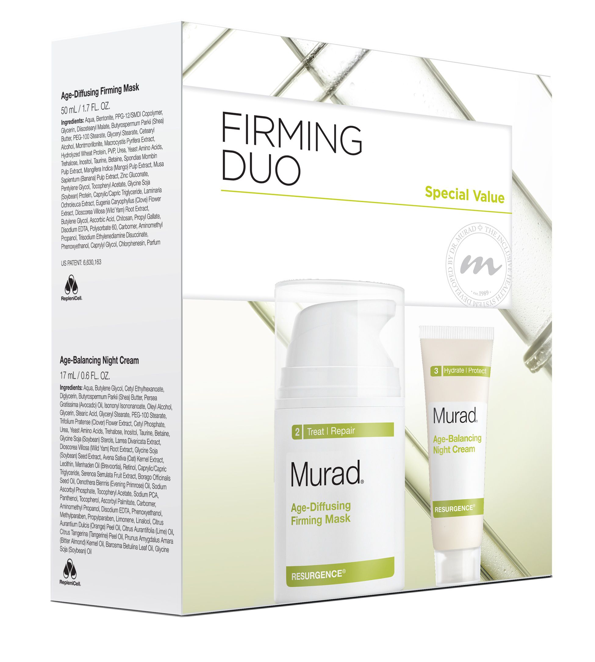 Firming Value Set