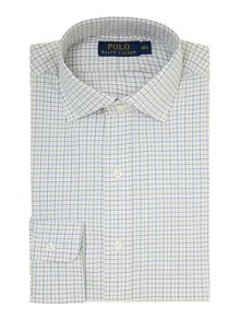 Regent Check Regular Fit Shirt