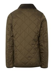 Barbour Boys country Fauntleroy quilted jacket