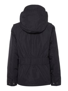 Boys country riddle parka