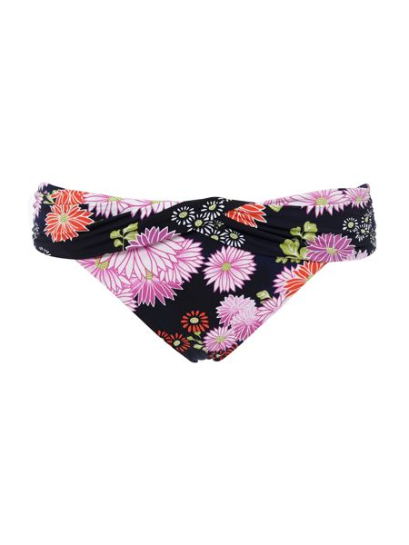 Seafolly Songbird ruched side retro