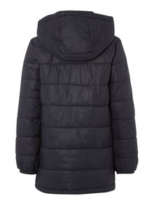 Boys country Orbis quilted fibredown jacket