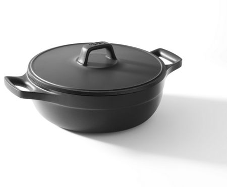 Tefal 24cm Shallow Pan with Lid