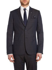 Ted Baker Roibos Slim Fit Fleck Texture Suit Jacket