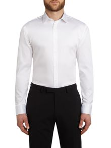 Ted Baker Rosecol Plain Penny Collar Slim Fit Shirt