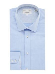 Elsted Textured Slim Fit Shirt
