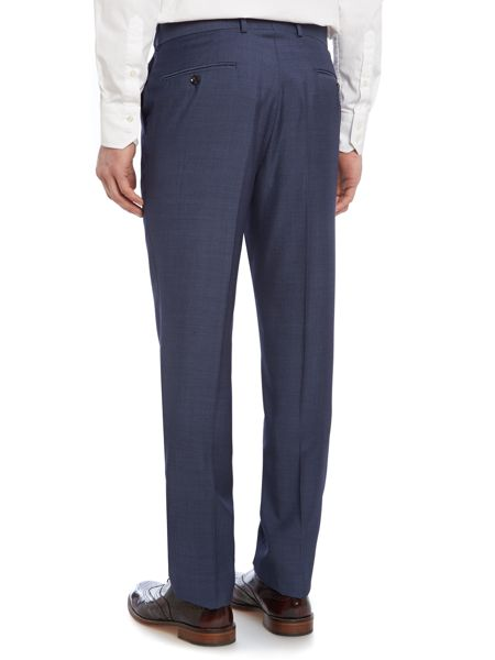 Ted Baker Dolt Sterling Semi Plain Slim Fit Trousers