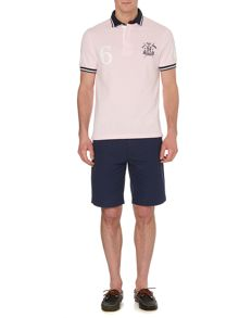 Lincroft polo player shirt
