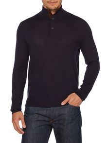 Polo Ralph Lauren Mock placket jumper