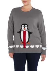 Penguin placement jumper