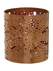 Copper Tealight Holder range