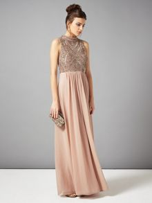 Mariella embellished dress
