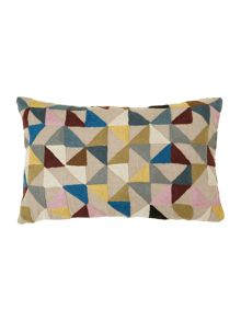 Harlequin cushion 40cm x 60cm multi
