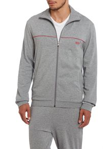 Loungewear zip up jacket