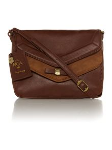 Sophie brown cross body