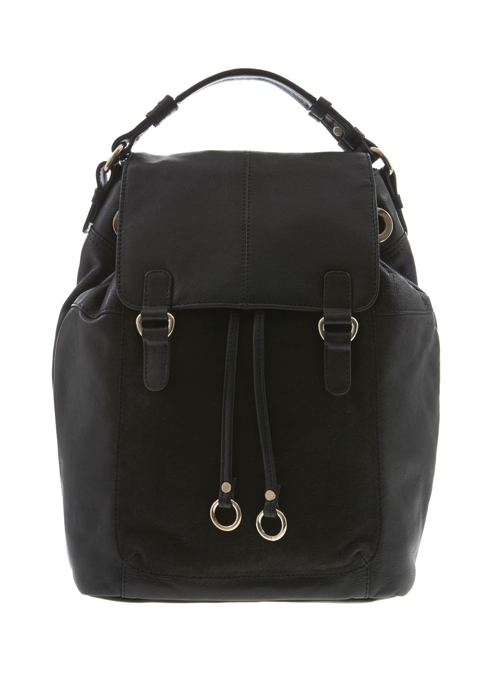 Black Cara Back Pack