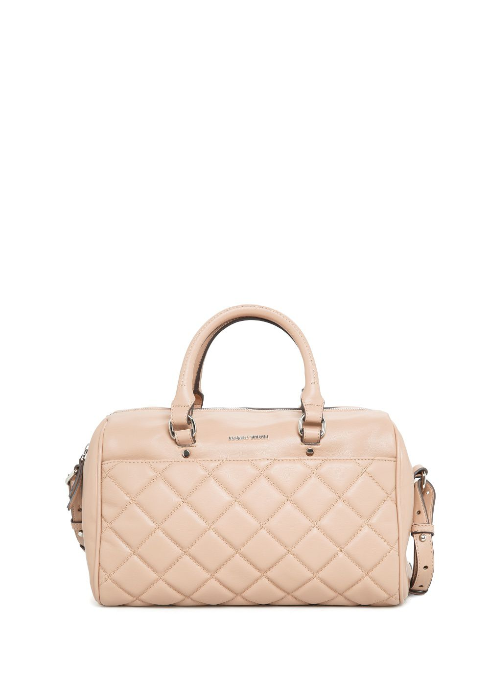 Quilted panel bag