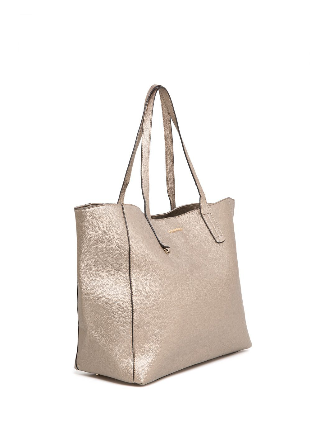 Pebbled Shopper Bag
