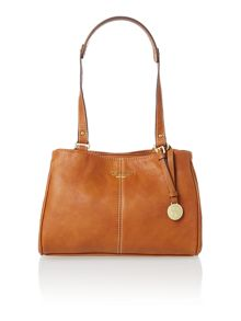 Livvy tan small shoulder bag