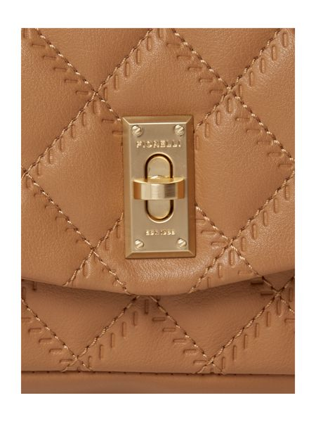 Fiorelli Kassie neutral quilt shoulder bag
