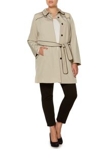 Trionfo classic trench coat