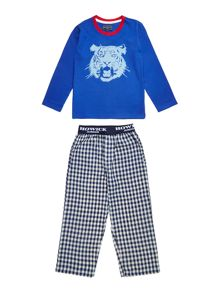 Boys Tiger pyjamas