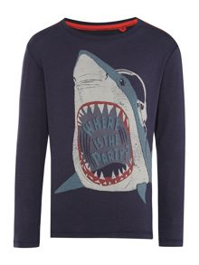 Boys Shark DJ Tee