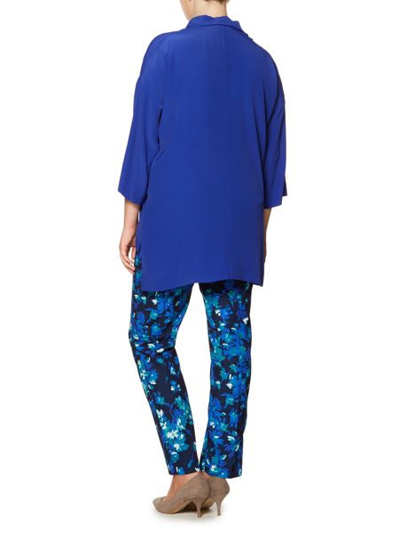 Persona Plus Size Ravel long length floral trouser