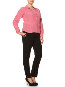 Persona Plus Size Baccarat long sleeved shirt
