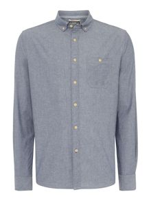 Sid gingham long sleeved shirt