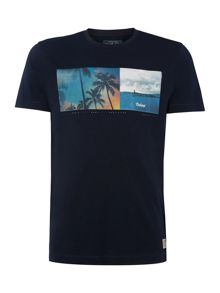 Palm Set Graphic T-Shirt
