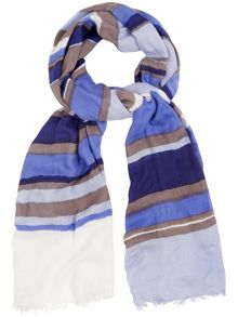 Phase Eight Thea stripe scarf