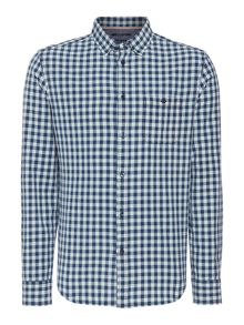 Zac Gingham Long Sleeved Shirt