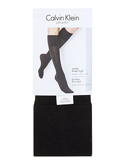Ultra fit 50 denier knee high socks