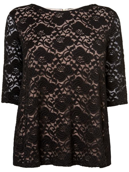 Phase Eight Leoni lace top