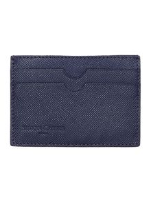 Saffiano credit card holder