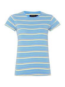 Polo Ralph Lauren Short sleeved striped t-shirt