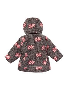 girls print jacket
