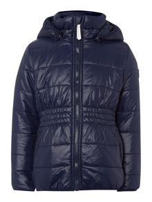 girls padded jacket