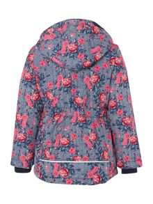 girls flower jacket