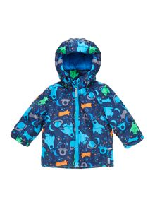 boys padded space jacket