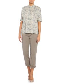Amanda relaxed fit chino trouser