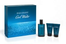 Cool Water for Men Eau de Toilette 75ml Gift Set