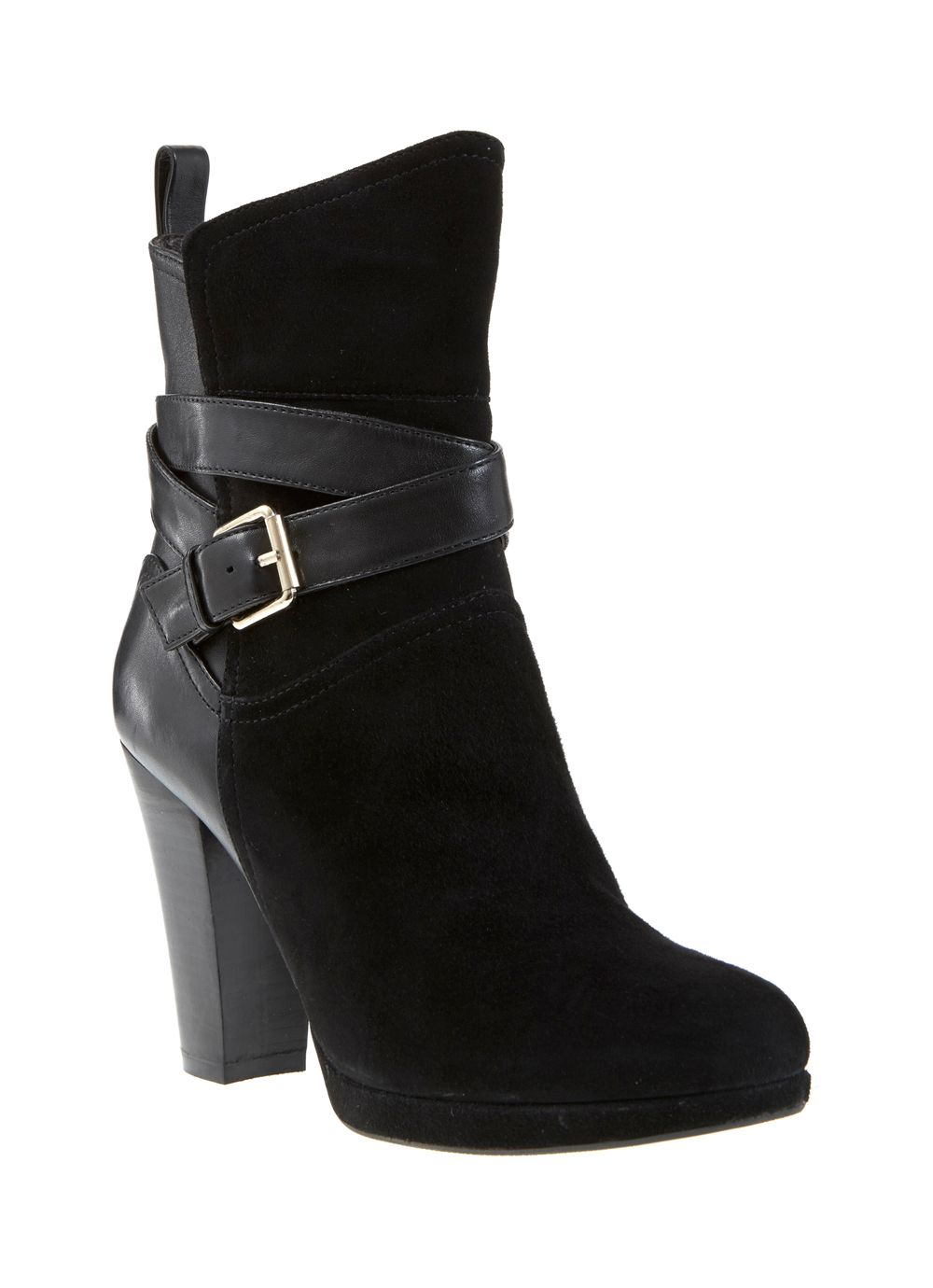 Black Erin Ankle Boot