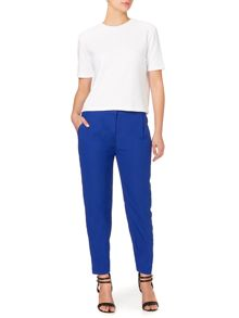 Pied a Terre Elasticated Detailed Trouser