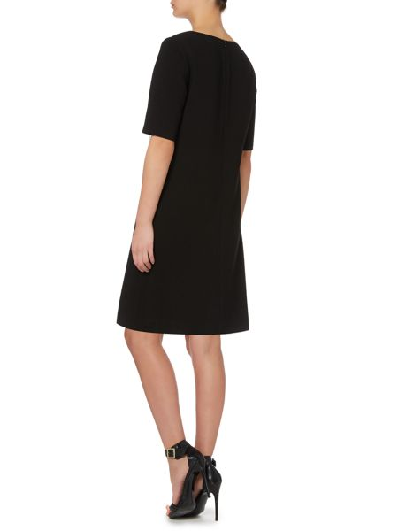 Pied a Terre Shift Dress 3D Poly